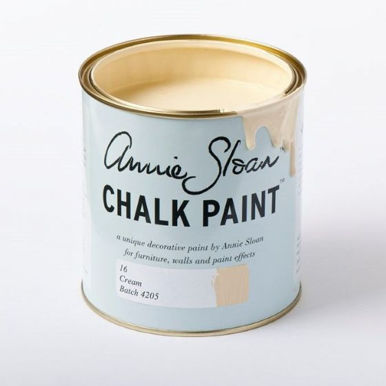 Cream - Annie Sloan Chalk Paint